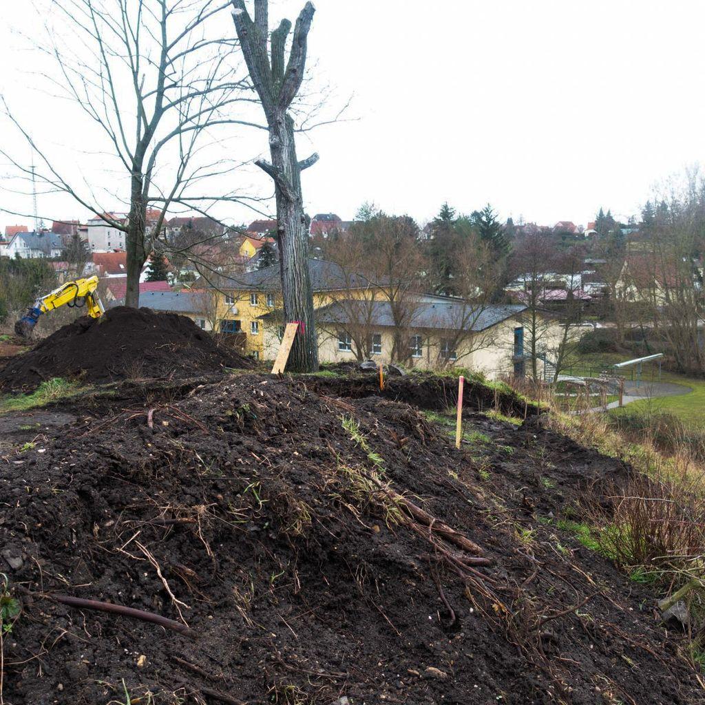 Baufortschritte - Laga Bad Dürrenberg 2023